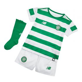 Celtic Home Infant Kit 2018-19 with Brown 8 printing
