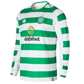 Celtic Home Shirt 2018-19 - Long Sleeve