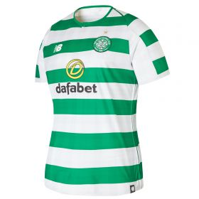 Celtic Home Shirt 2018-19 - Womens