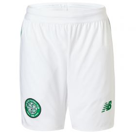 Celtic Home Shorts 2018-19 - Kids
