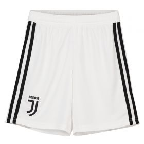 Juventus Home Shorts 2018-19 - Kids