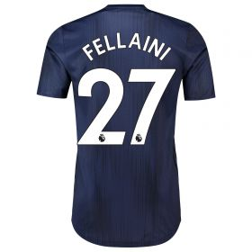 Manchester United Third Adi Zero Shirt 2018-19 with Fellaini 27 printing