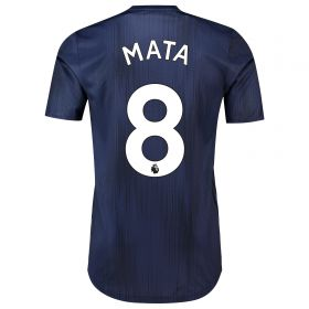 Manchester United Third Adi Zero Shirt 2018-19 with Mata 8 printing