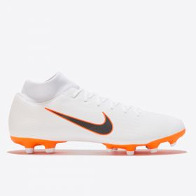 Nike Mercurial Superfly 6 Academy Multi-Ground Football Boots - White