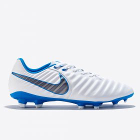 Nike Tiempo Legend 7 Academy Firm Ground Football Boots - White