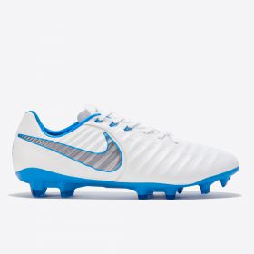 Nike Tiempo Legend 7 Pro Firm Ground Football Boot - White