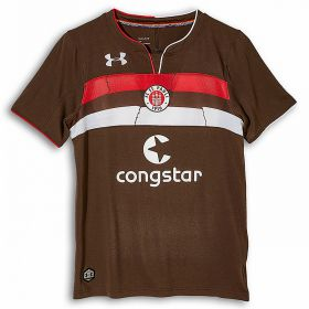 St Pauli Home Shirt 2018-19