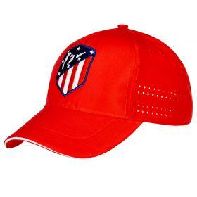 Atlético de Madrid Classic Cap - Red - Adult
