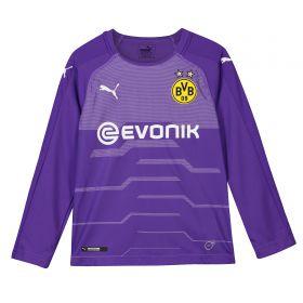 BVB Third Goalkeeper Shirt 2018-19 - Kids with Bonmann 39 printing