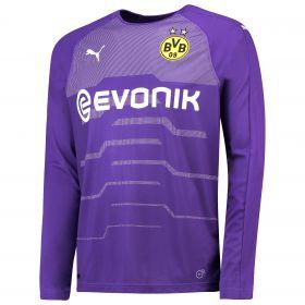 BVB Third Goalkeeper Shirt 2018-19 with Bürki 38 printing