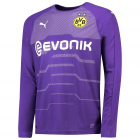 BVB Third Goalkeeper Shirt 2018-19 with Reimann 35 printing