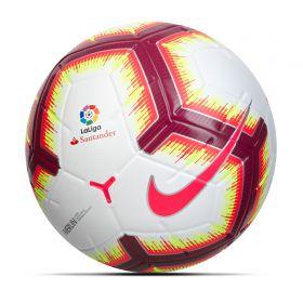 Nike La Liga Merlin Official Match Football - White