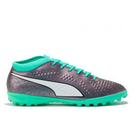 Puma One 4 Synthetic Astroturf Trainers - Blue
