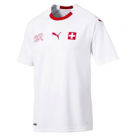 Switzerland Away Shirt 2018