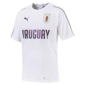 Uruguay Training Jersey - White