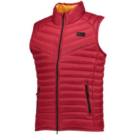 AS Roma Authentic Down Vest - Red