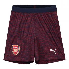 Arsenal Away Short 2018-19 - Kids