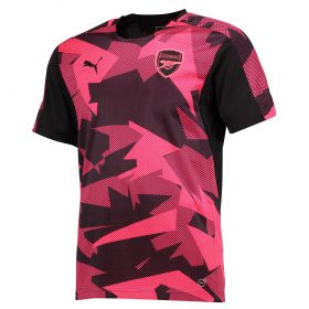 Arsenal Training Stadium Jersey - Black - Kids