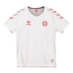 Denmark Away Shirt 2018 - Kids