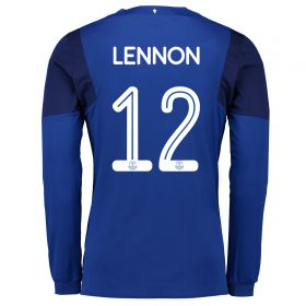 Everton Home Cup Shirt 2017/18 - Long Sleeved with Lennon 12 printing