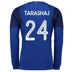 Everton Home Cup Shirt 2017/18 - Long Sleeved with Tarashaj 24 printing