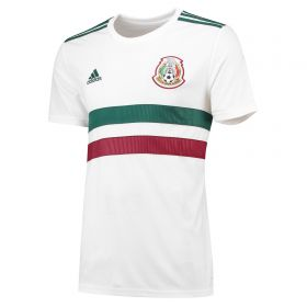 Mexico Away Shirt 2018 with Hernández 15 printing