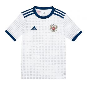Russia Away Shirt 2018 - Kids with Kerzhakov 11 printing