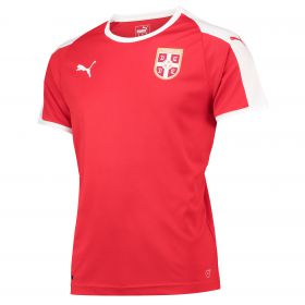 Serbia Home Shirt 2018