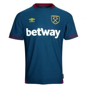 West Ham United Away Shirt 2018-19 with Antonio 30 printing