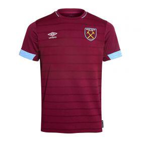 West Ham United Home Shirt 2018-19 - Kids with Chicharito 17 printing
