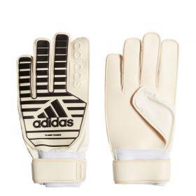 adidas Classic Training Goalkeeper Gloves - White