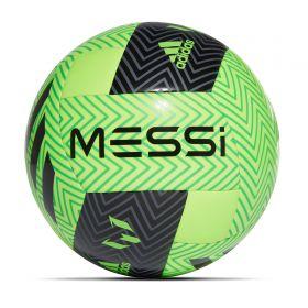 adidas Messi Glider Football - Green - Size 5