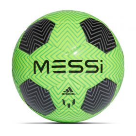 adidas Messi Miniball - Green - Size 1