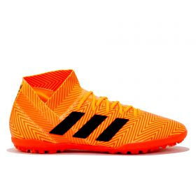 adidas Nemeziz Tango 18.3 Astroturf Trainers - Orange
