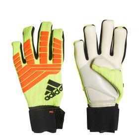 adidas Predator Pro Goalkeeper Gloves - Yellow