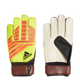 adidas Predator Training Goalkeeper Gloves - Yellow