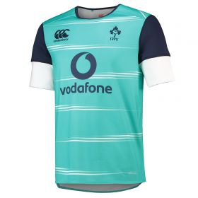 Ireland Rugby VapoDri+ Training Pro Shirt - Spearmint