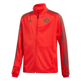Bayern Munich Training Track Jacket - Red - Kids