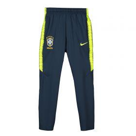 ba4ffb69424 Brazil Squad Training Pants - Navy - Kids