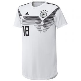 Germany Knitted Home Shirt 2018