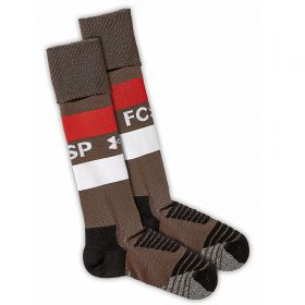 St Pauli Home Socks 2018-19 - Kids