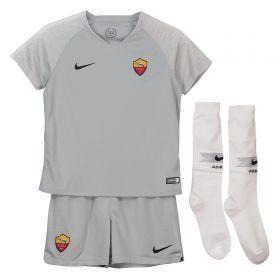 AS Roma Away Stadium Kit 2018-19 - Little Kids