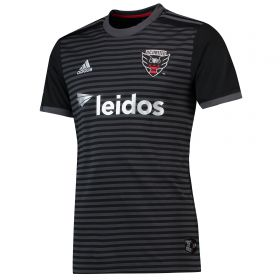 DC United Home Shirt 2018 - Kids with Kemp 2 printing