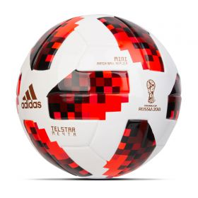 adidas World Cup 2018 Knockouts Miniball - White