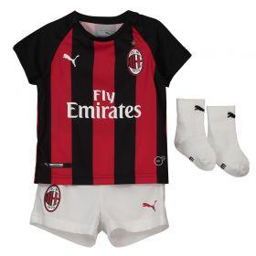 AC Milan Home Baby Kit 2018-19