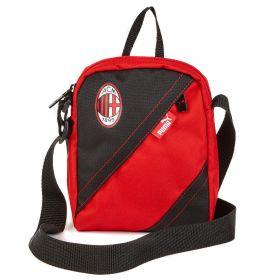 AC Milan Portable Bag - Red - Black
