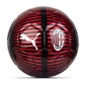 AC Milan Puma One Football - Red - Size 5