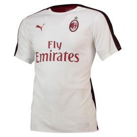 AC Milan Training Stadium Jersey - White