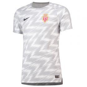 AS Monaco Pre Match Top - White