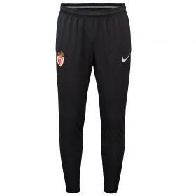 AS Monaco Squad Training Pant - Black